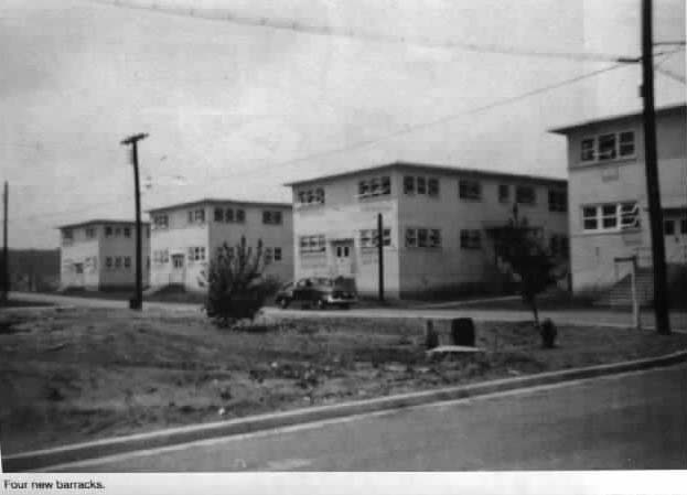 WAC Barracks